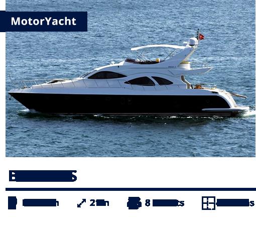 Breeze S - MotorYacht - NIS - Bodrum