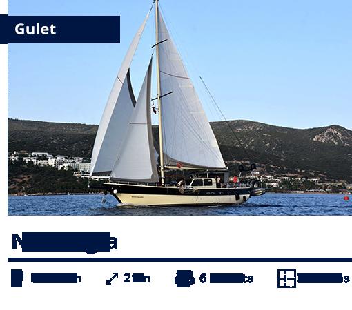 Nostalgia - Gulet - NIS - Bodrum