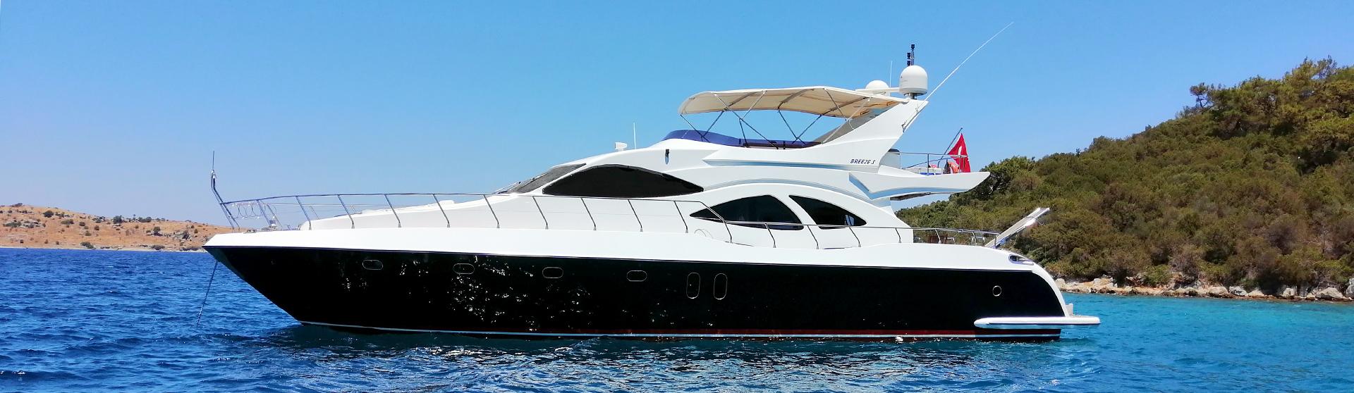 Breeze-S Motoryacht