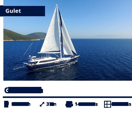 Gulmaria - Gulet - Bodrum - NIS